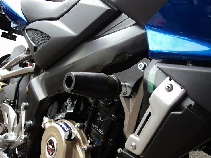 SLIDER DELANTERO MOTO PULSAR 200NS TST EN MOTOSXTREME ONLINE