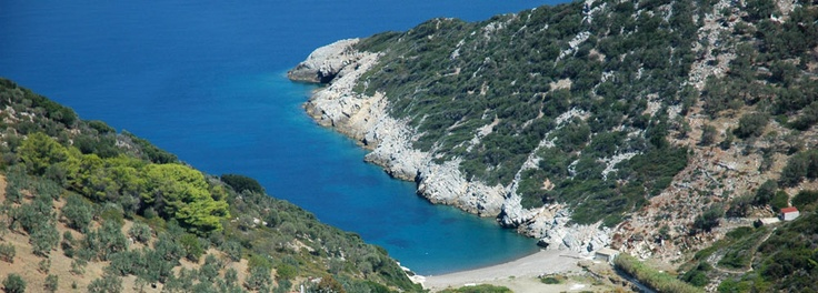 Gyalia & Vrysitsa Beaches, Alonissos Guide