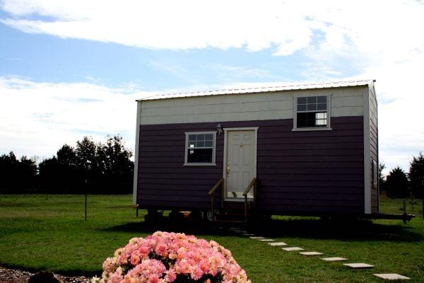 2 Story Tiny House On Wheels For Sale In Arkansas Tiny