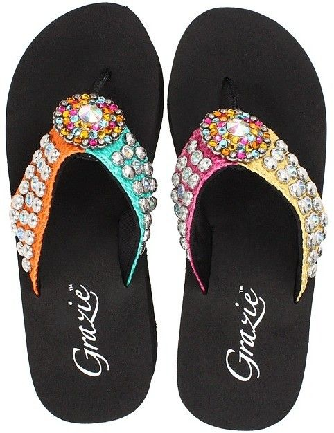 grazie flip flops - Google Search These are coming in soon!!!!!!!! They are so cute!