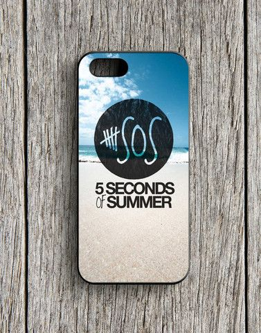 5 Second Of Summer Beach iPhone 5 | 5S Case