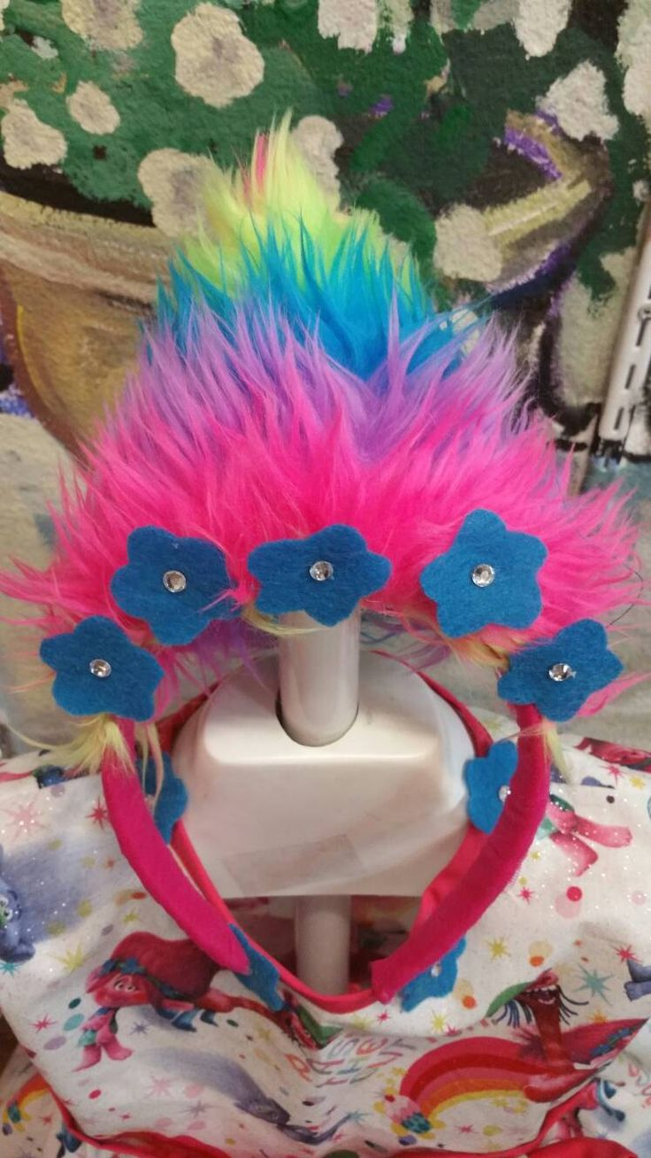 Trolls Bedroom Ideas: 316 Best Images About Trolls Party On Pinterest