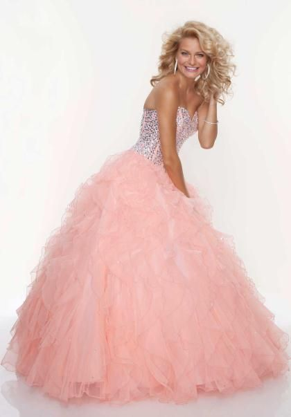 Mori Lee 93085SP Prom Dress - PromDressShop.com