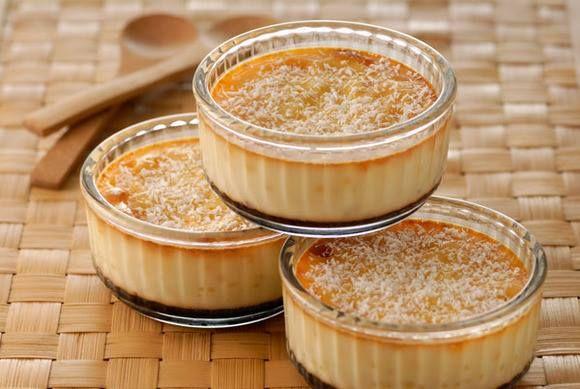 TARTA DE GALLETAS MARÍA  Ingredientes 3 huevos 1 vaso de azúcar 2 vasos de leche 13 galletas María Caramelo líquido (para el molde) Elaboración 1) Ponemos todos los ingredientes en un bol. Batimos todo bien con la batidora, y cuando se vea la mezcla homogénea, ponemos en el molde caramelizado. 2) Metemos 13 minutos en el microondas y listo!!! Cuando esté frío desmoldamos.  3) Queda muy bonito en un molde rectangular o en un tipo aro. Podemos servir con nata montada, con sirope de cualquier…