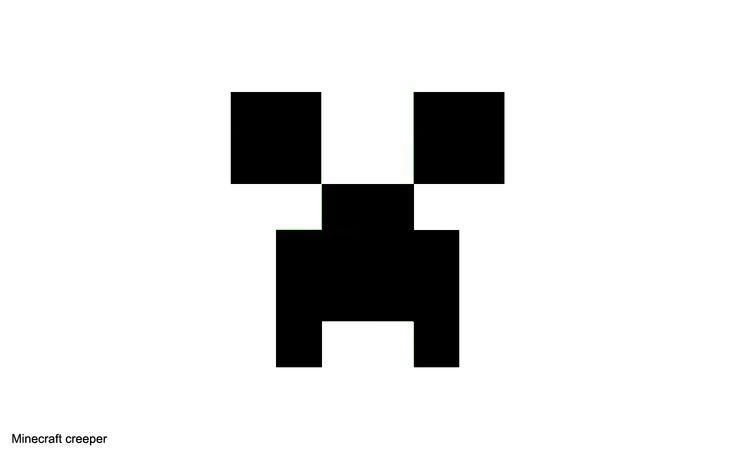 minecraft faces templates - Google Search