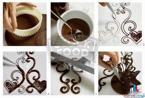 Украшение шоколадом. - Страница 9 - Научите украшать торты шоколадом – и восторги форумчан станут вам наградой - Форум-Град