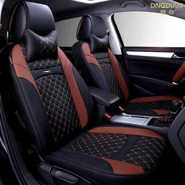 Online Shop 6d Styling Sport Car Seat Cover General Cushion For Bmw 3 4 5 6 Seriesgt M3 X1 X3 X4 Suv Hi Car Seats Sports Car Seat Cover Leather Car Seat Covers