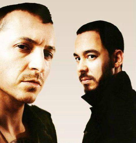 E Chester Artist Chester Bennington & Mike Shinoda   LINKIN PARK   Pinterest