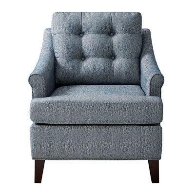 Frasier Tufted Armchair