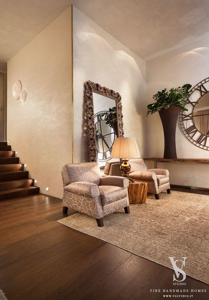 VS Studio - Fine handmade homes #interior design #interior scenography #sofa #night #mood #custom #ceramics