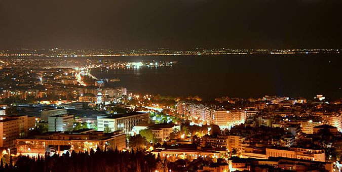 Θεσσαλονίκη από ψηλά!