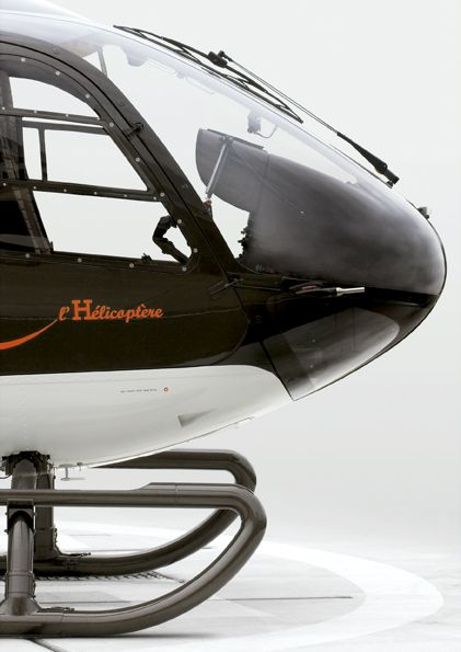 The Helicopter By Hermes