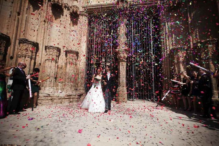 Las fotografías de boda Abril Bodas