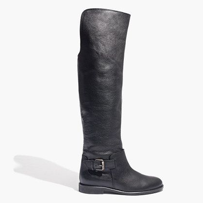 Madewell The Conor Over-the-Knee Boot