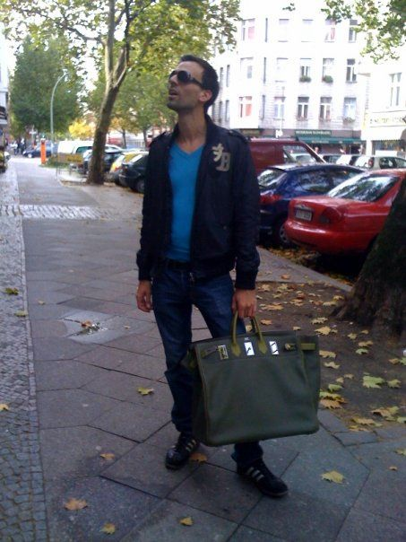LOVE this Two-tone green Hermes HAC 50 bag | Herm¨¦s Holy Grail ...