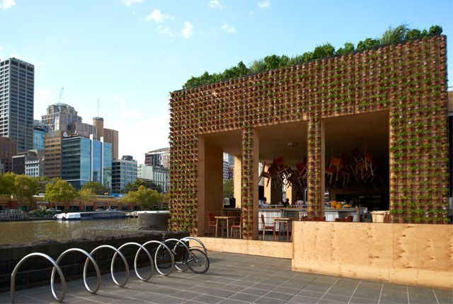 Vertical Gardens - By Joost