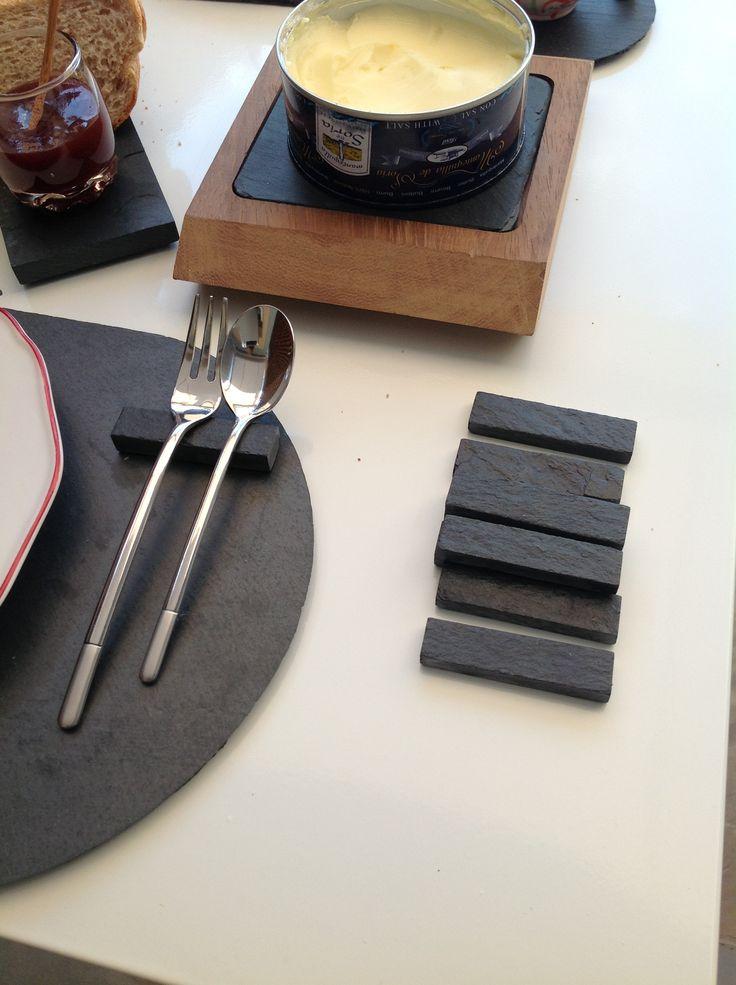 Detalle de nuestros productos especiales para decorar una mesa #original para tus invitados. Venta en nuestra web: www.platosypizarras.com