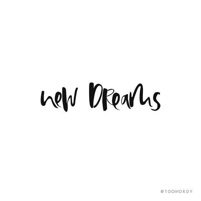 Find New Dreams