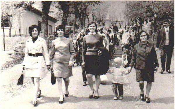 Sivas-Divriği 1960'lar