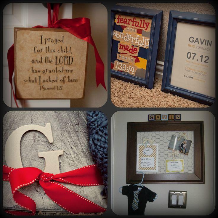 Gavin's Vintage Industrial Inspired Nursery | Project Nursery