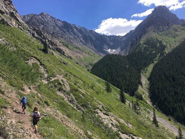 Family Adventures in the Canadian Rockies: First Summits - Grizzly Peak, Kananaskis