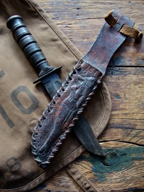 17 Best Images About World War Two Knives On Pinterest
