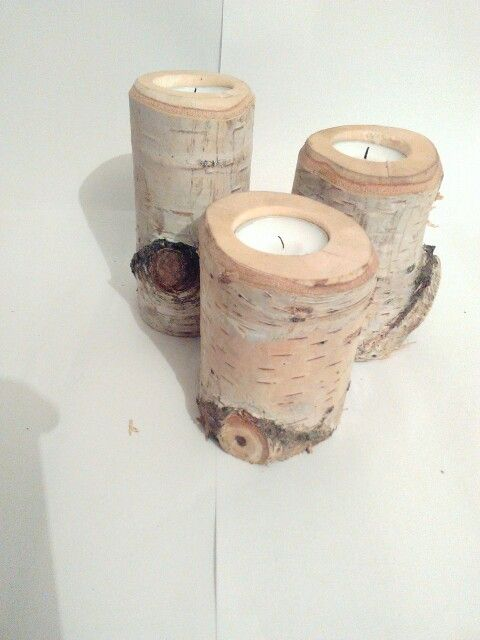 candle holder set of 3