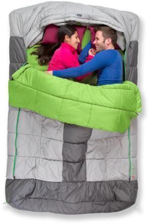 Saco de dormir de camping /campamento del