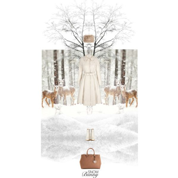 """SnoWhite"" by essenceve on Polyvore"