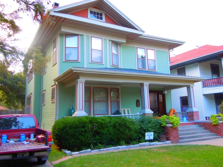 17 Best Images About Winnetka Heights Oak Cliff On Pinterest Mansions Home And Old Houses