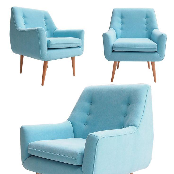 Modesta Armchair - single sofa