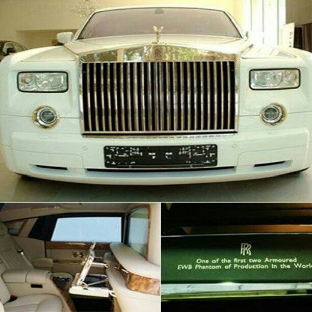 Rolls Royce Phantom Solid gold Price: $8.2 million #luxury #worldluxury #MostExpensive #worldluxury #rich #best #hot #world