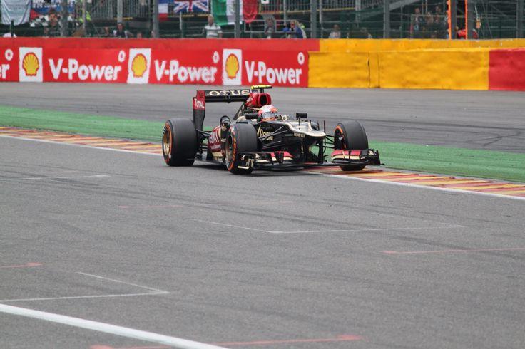 Lotus, Spa Francorchamps 2013