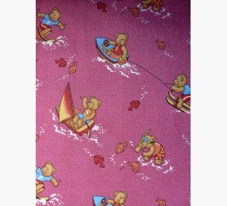 Παιδική Μοκέτα Teddy Pink