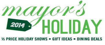 Boston Holiday Events and Dining Deals from Mayor's Holiday 2014! #Boston #Holidays #Discounts