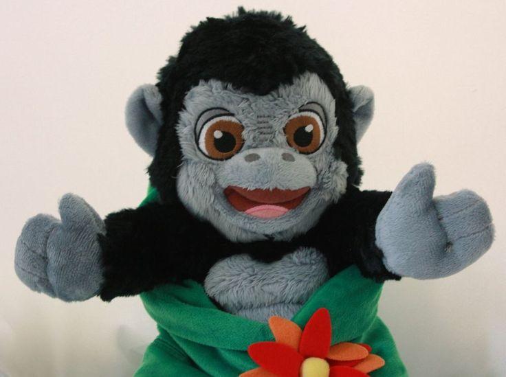 Disney babies gorilla plush baby disneyland wdw world blanket 10 ape tarzan disney stuffed - Tarzan gorille ...