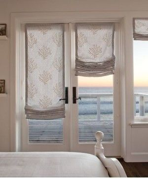 relaxed roman shade traditional-roman-blinds