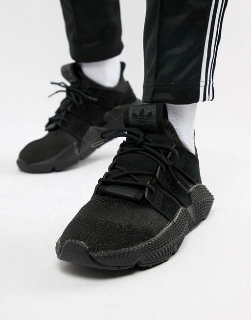 a28b9d170cb adidas Originals Prophere Sneakers In Black B37453   Adidas   Adidas ...