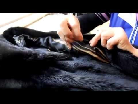 Юрко Людмила - Ремонт меховых изделий (Урок 2)
