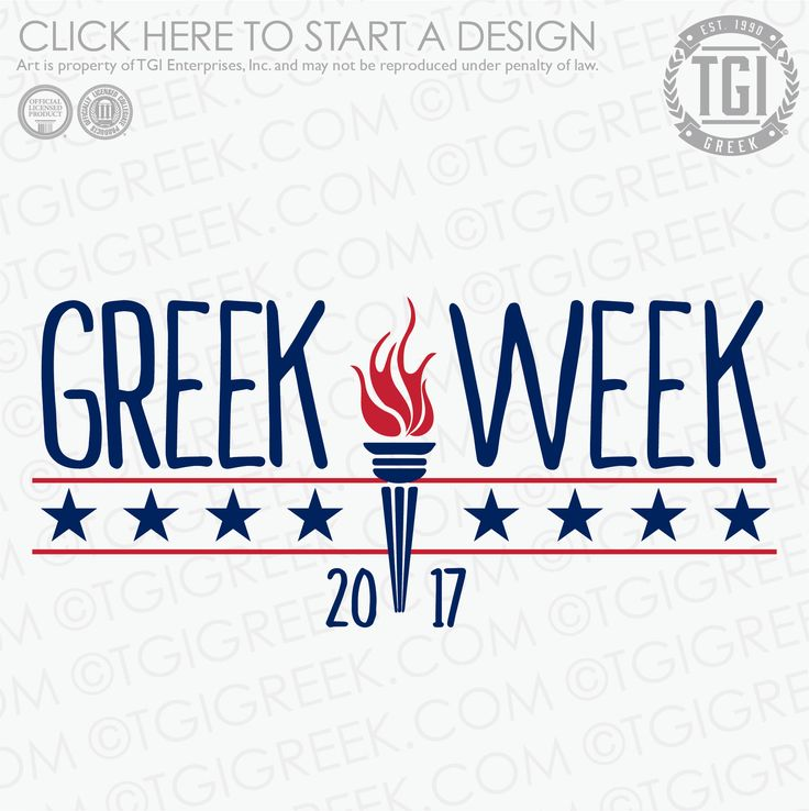 Delta Zeta | ΔZ | Greek Week | TGI Greek | Greek Apparel | Custom Apparel | Sorority Tee Shirts | Sorority T-shirts | Custom T-Shirts
