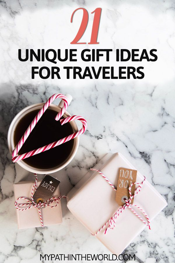 Unique Travel Gifts 21 Creative Gift Ideas For The Travel