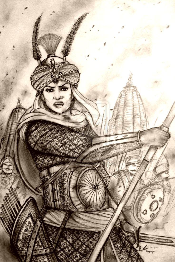 Maharani Indira of Jaganavanshi Raj (India/Rajput) by ...