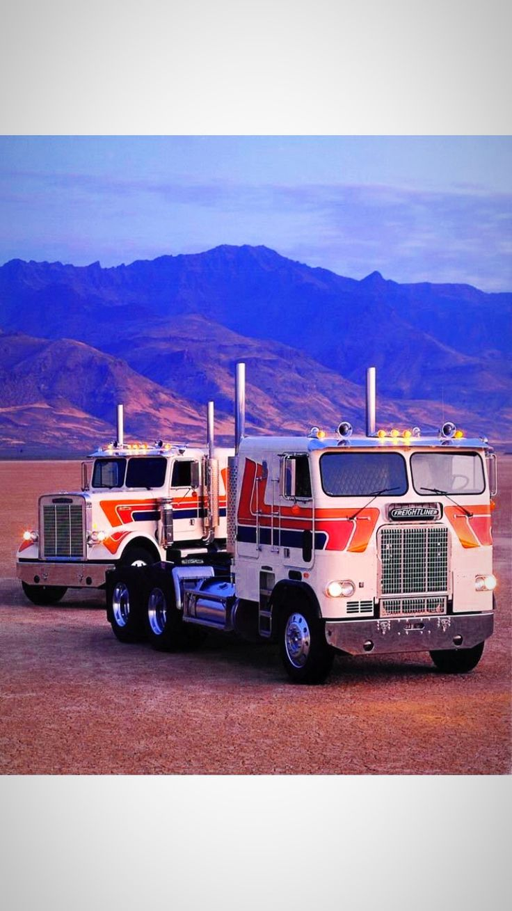 Pictures rigs html trucks