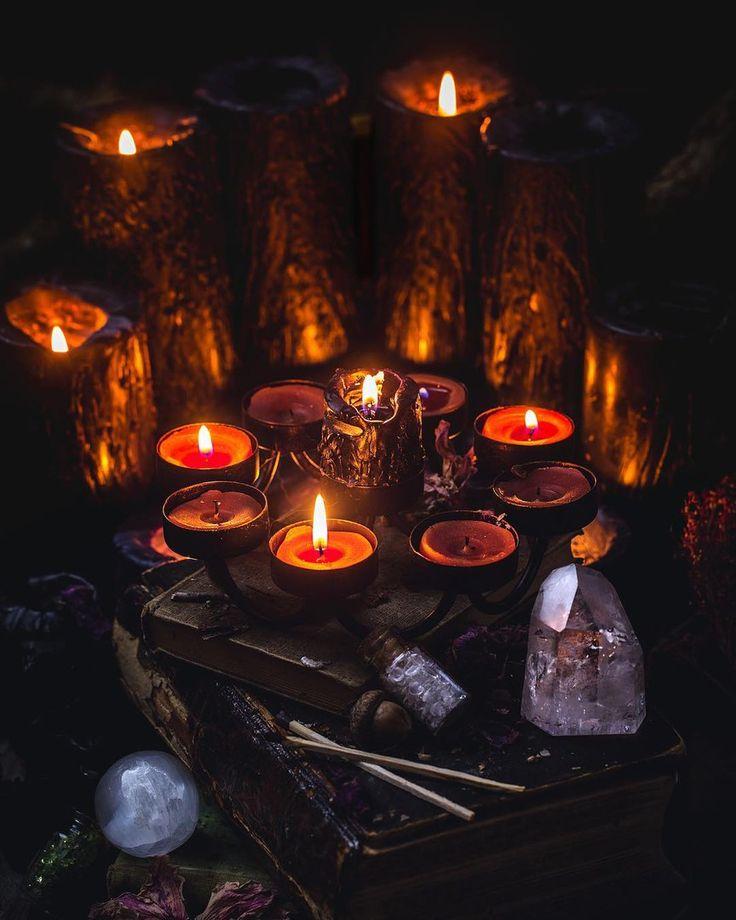 магия и ритуалы картинки