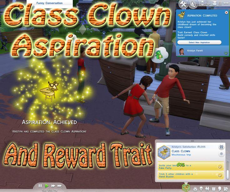 Sims 4 writing aspirations