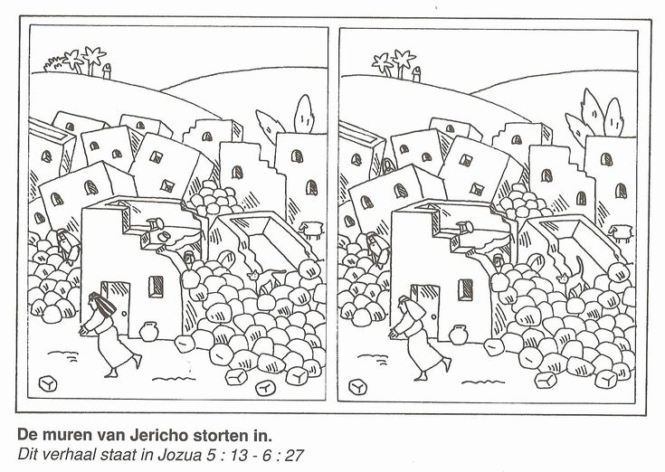 Walls Of Jericho Coloring Page Elegant the Walls Of
