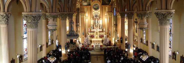 St. Alphonsus Parish - St. Mary`s Assumption Church New Orleans, LA 70130
