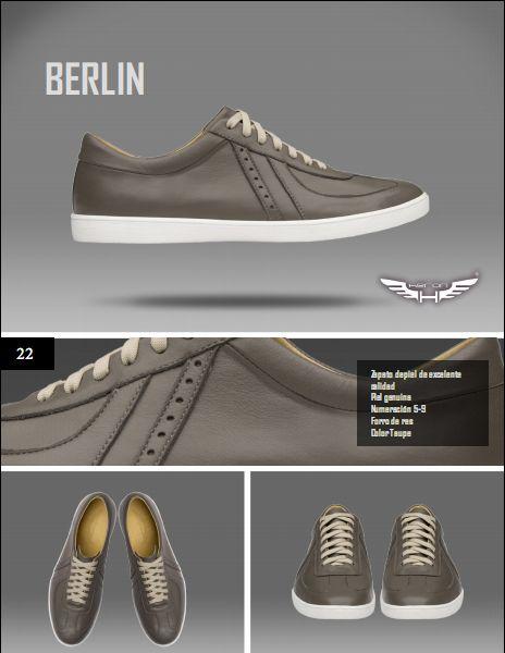 #Calzado modelo berlin, color taupe. #moda
