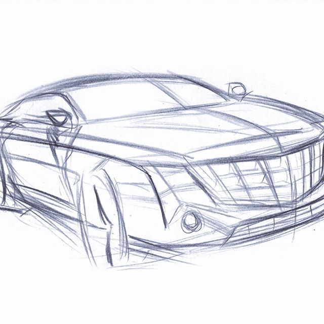 Cadillac  #productdesign #cadillac  #doodlecars #sketch #automotive #car #automotivedesign #transportationdesign  #ilovecars  #ilovecars  #design Visit:  http://m.facebook.com/RubDLDESIGN