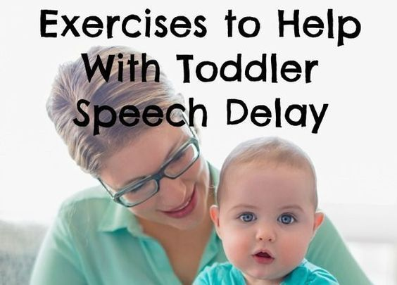 Looking for some exercises you can do at home to help with a toddler speech delay? These activities will help supplement your child's speech therapy!